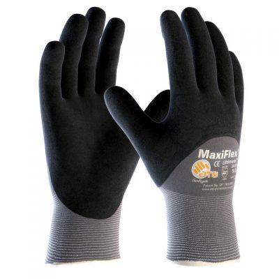 Atg MaxiFlex® Ultimate™ 34-875 ¾ Dipped İş Eldiveni
