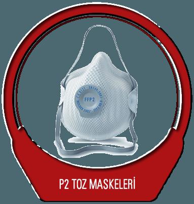 P2 Toz Maskeleri