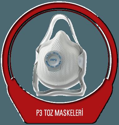 P3 Toz Maskeleri