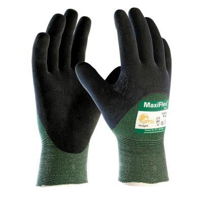 Atg MaxiFlex® Cut™ 34-8753 ¾ Dipped Kesilmeye Dayanıklı