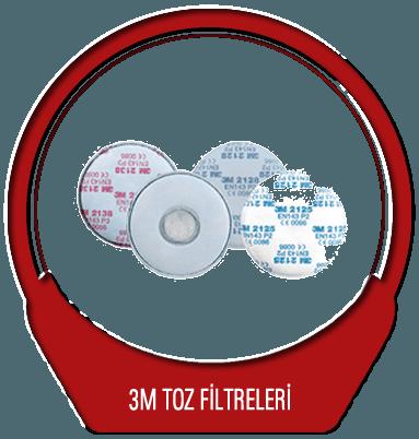 3M Toz Filtreleri