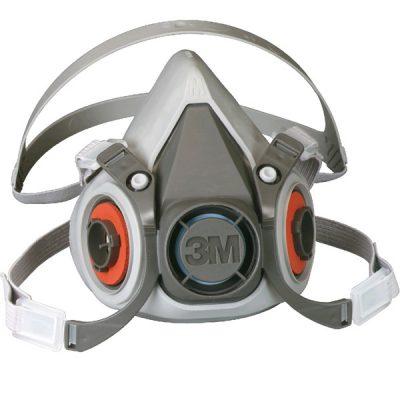 3M™ 6000 Serisi Tekrar Kullanılabilir Yarım Yüz Solunum Maskesi