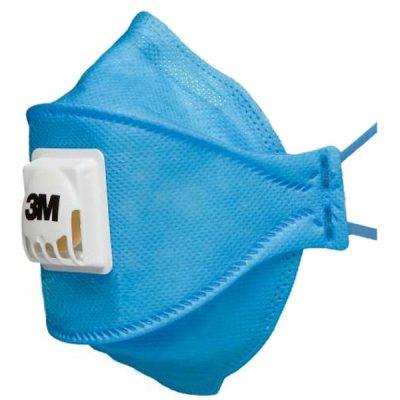 3M 9422 FFP2 Ventilli Katlanabilir Toz Maskesi