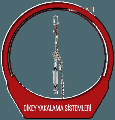 Halatlı Dikey Yakalama Sistemleri
