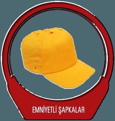 Emniyetli Şapkalar