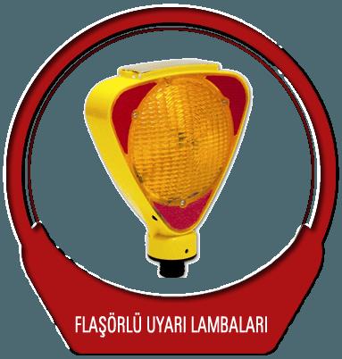 Flaşörlü Uyarı Lambaları