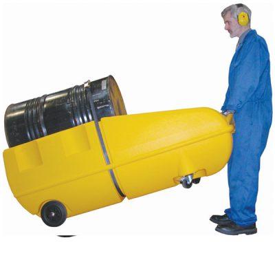 Crocsy 400-001 Sarı Varil Taşıma Arabası