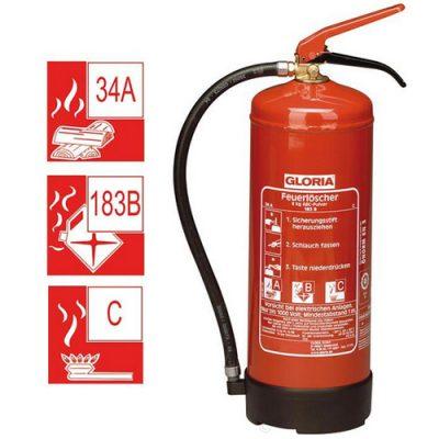 PEP 6 GA Tozlu Yangın Tüpü