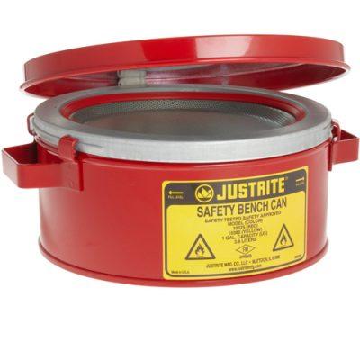 Justrite 10375 Tezgah Üstü 4 Litre Daldırma ve Temizlik Kabı
