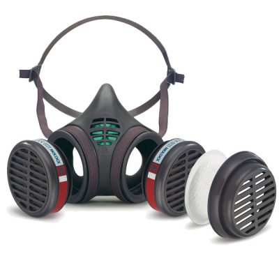 Moldex 8000 Yarım Yüz Maske