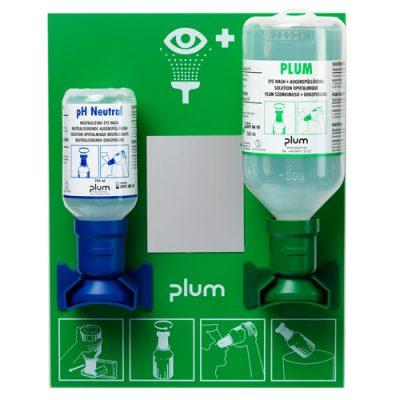 Plum Asit İçin Göz Duşu İstasyonu
