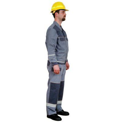 MetalPro Ceket Bahçıvan Takım