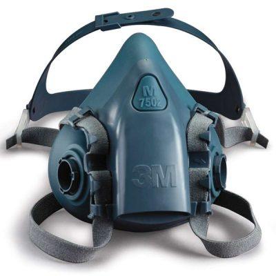 3M™ 7500 Serisi Tekrar Kullanılabilir Yarım Yüz Solunum Maskesi