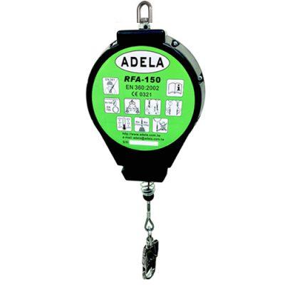 Adela RFA-150 15 Metrelik Geri Sarımlı Düşüş Tutucu
