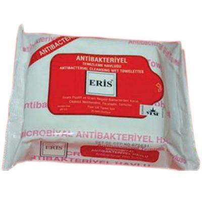 Eris Antibakteriyel El-Cilt Havlusu