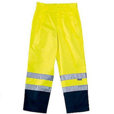Patrol Reflektif Şeritli Polyester Pantolon