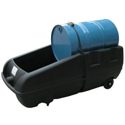 Crocsy 400-003 Siyah Varil Taşıma Arabası