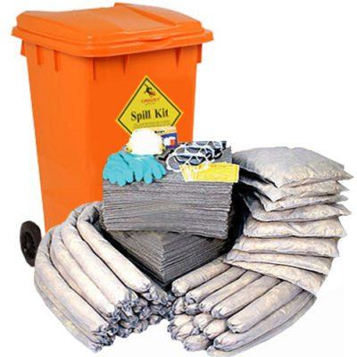 Crocsy Universal Spill Kit 250 lt