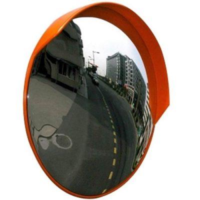 Dairesel Kenarlıklı Trafik Aynaları