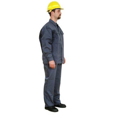 MetalPro Ceket Pantalon Takım