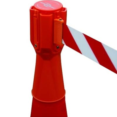 İthal Kırmızı Beyaz İkaz Şeritli Mekanizma