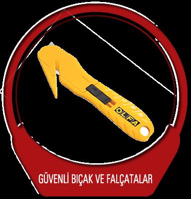 Güvenli Bıçaklar ve Falçatalar