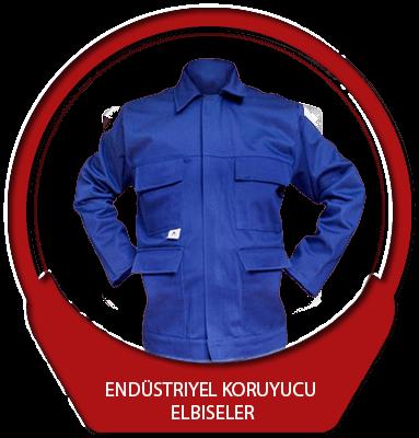 Endüstriyel Koruyucu Elbiseler